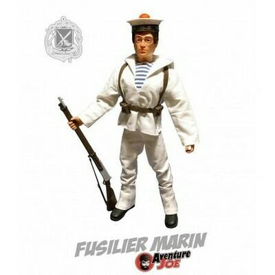 Fusilier Marin White