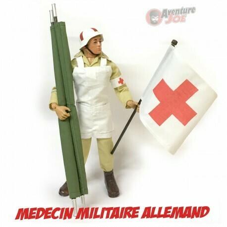 German  Army Medic