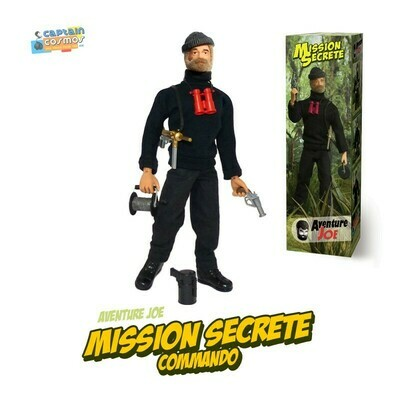Secret Mission Commando