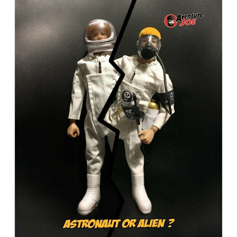 Astronaut or Alien ? Limited Edition