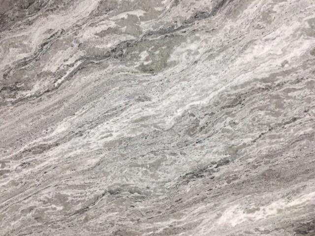 Quartzite - Fantasy Grey Brushed