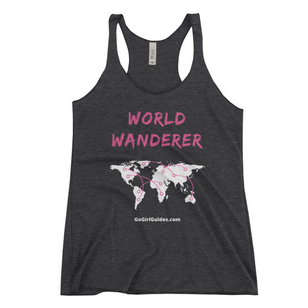 World Wanderer Tank Top