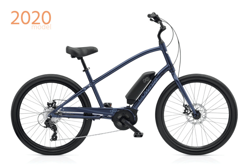 ELECTRA • TOWNIE GO! 8D Step-Over