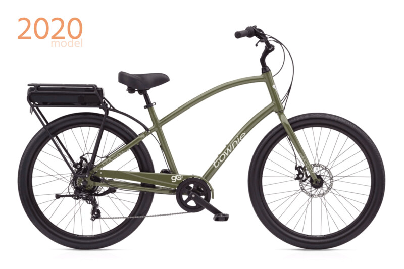 ELECTRA • TOWNIE GO! 7D Step-Over