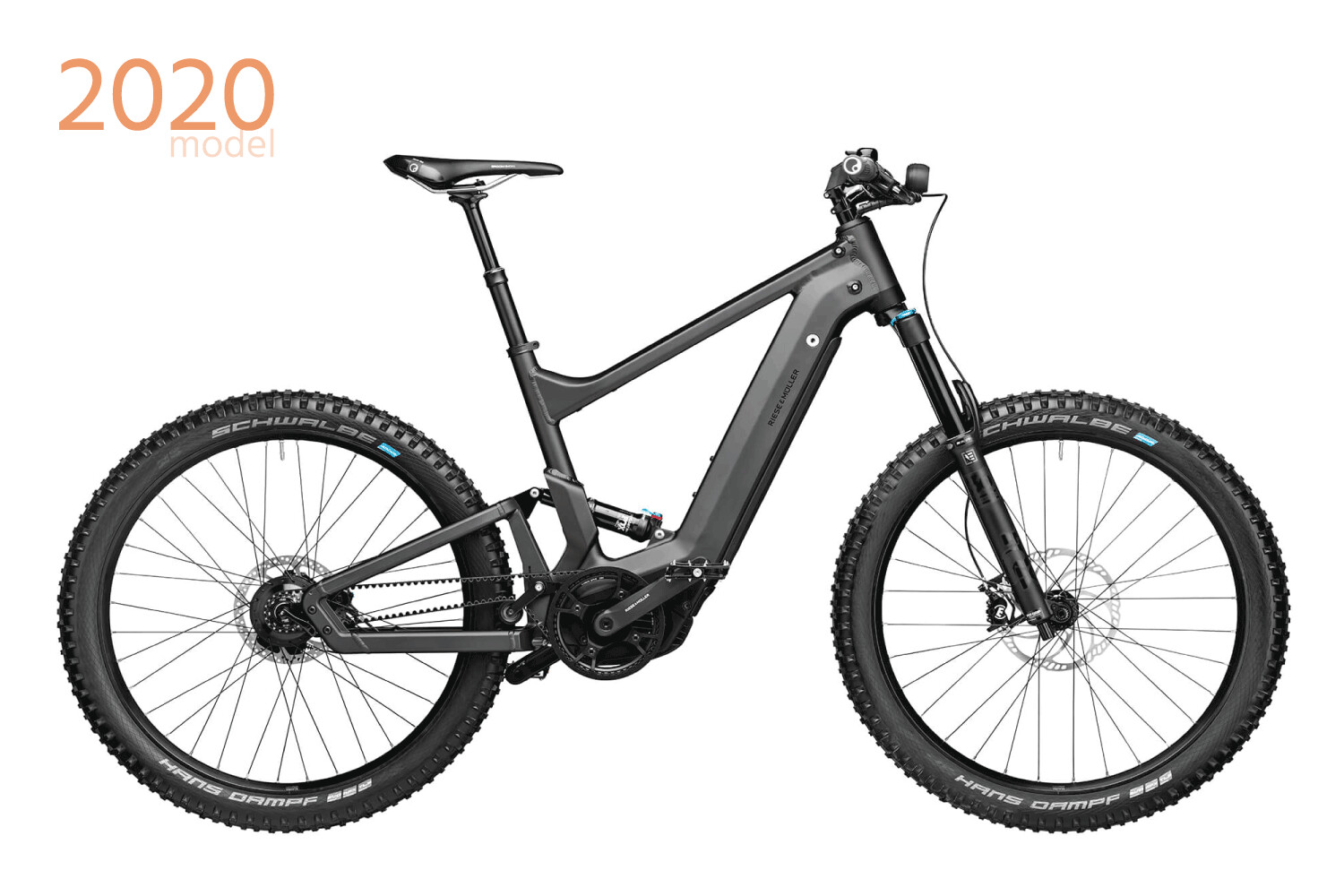 RIESE & MULLER • Delite mountain rohloff