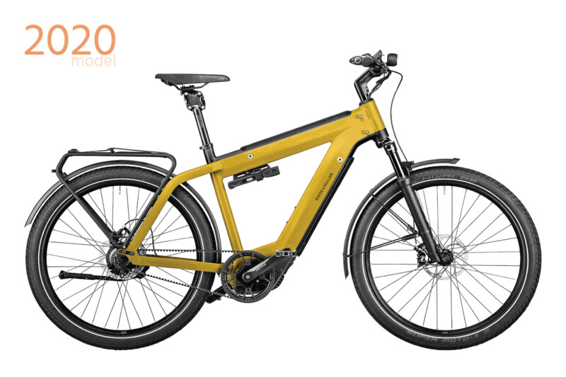 RIESE & MULLER • Supercharger2 GT rohloff (49|Curry|Kiox|FrontCarrier|GX)
