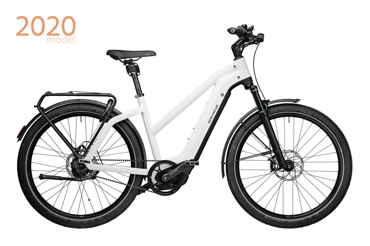 RIESE & MULLER • Charger3 Mixte GT rohloff