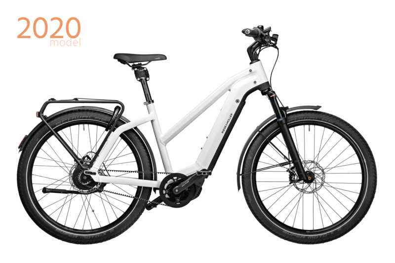 RIESE & MULLER • Charger3 Mixte GT vario (46|White)