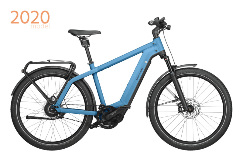RIESE & MULLER • Charger3 GT vario