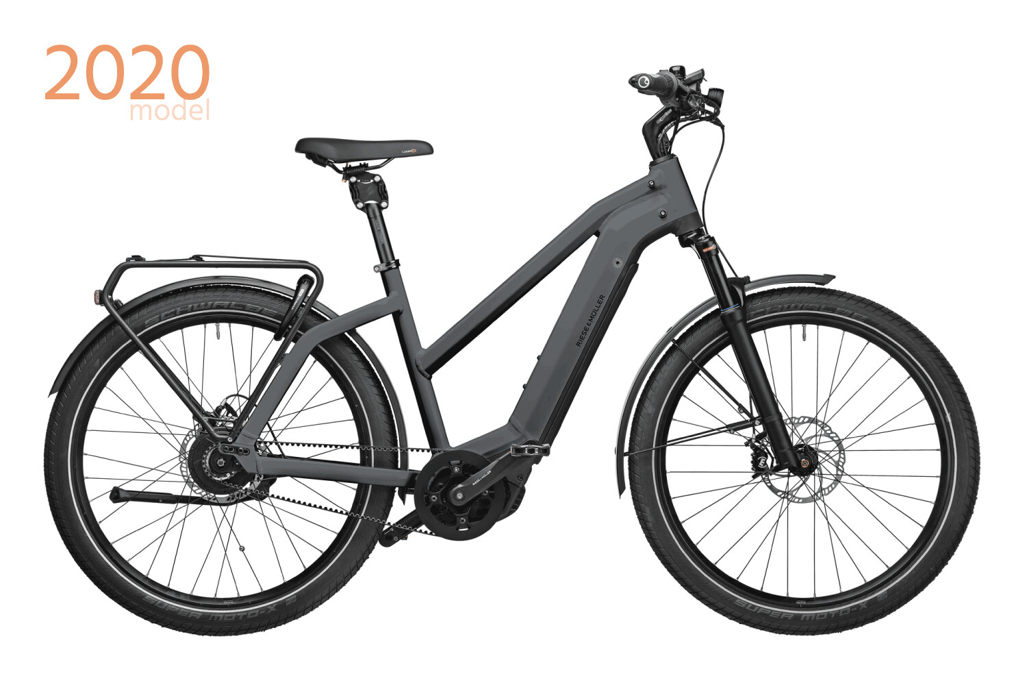 RIESE & MULLER • Charger3 Mixte GT vario (49|StormBlue)