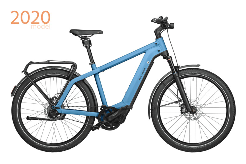 RIESE & MULLER • Charger3 GT rohloff (49|Caribbean|Kiox)