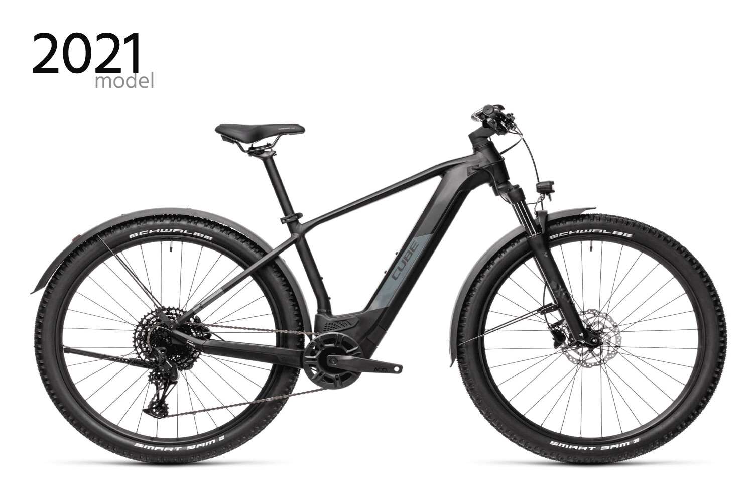 CUBE • Reaction Hybrid Pro 500 29 Allroad