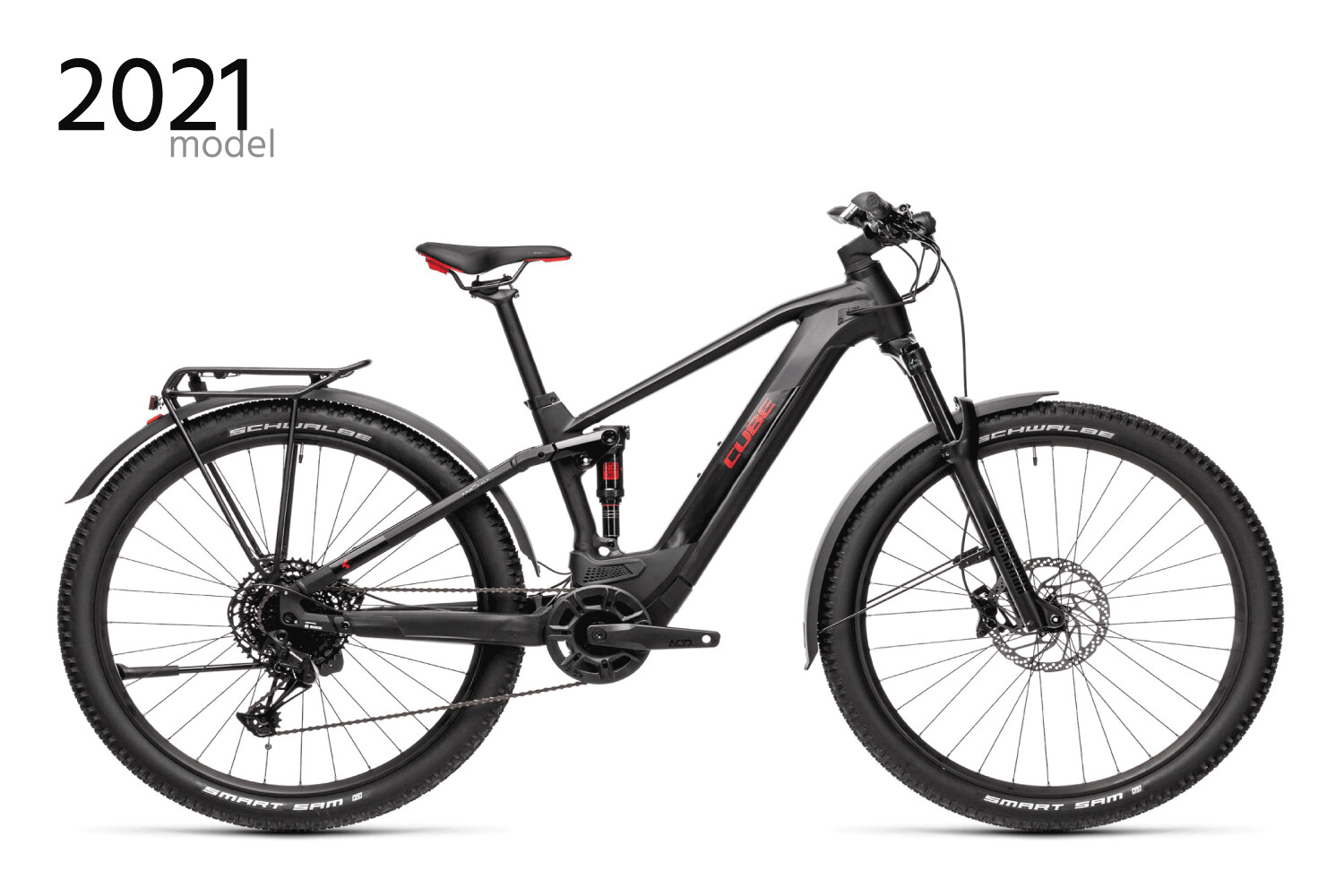 CUBE • Stereo Hybrid 120 Pro Allroad 500
