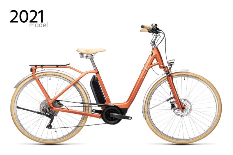 CUBE • Ella Ride Hybrid 500