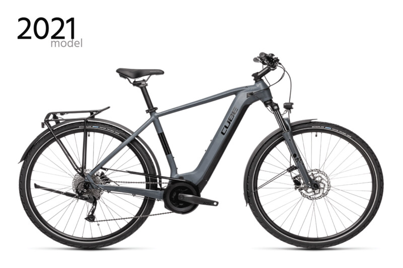 CUBE • Touring Hybrid ONE 500 Diamond