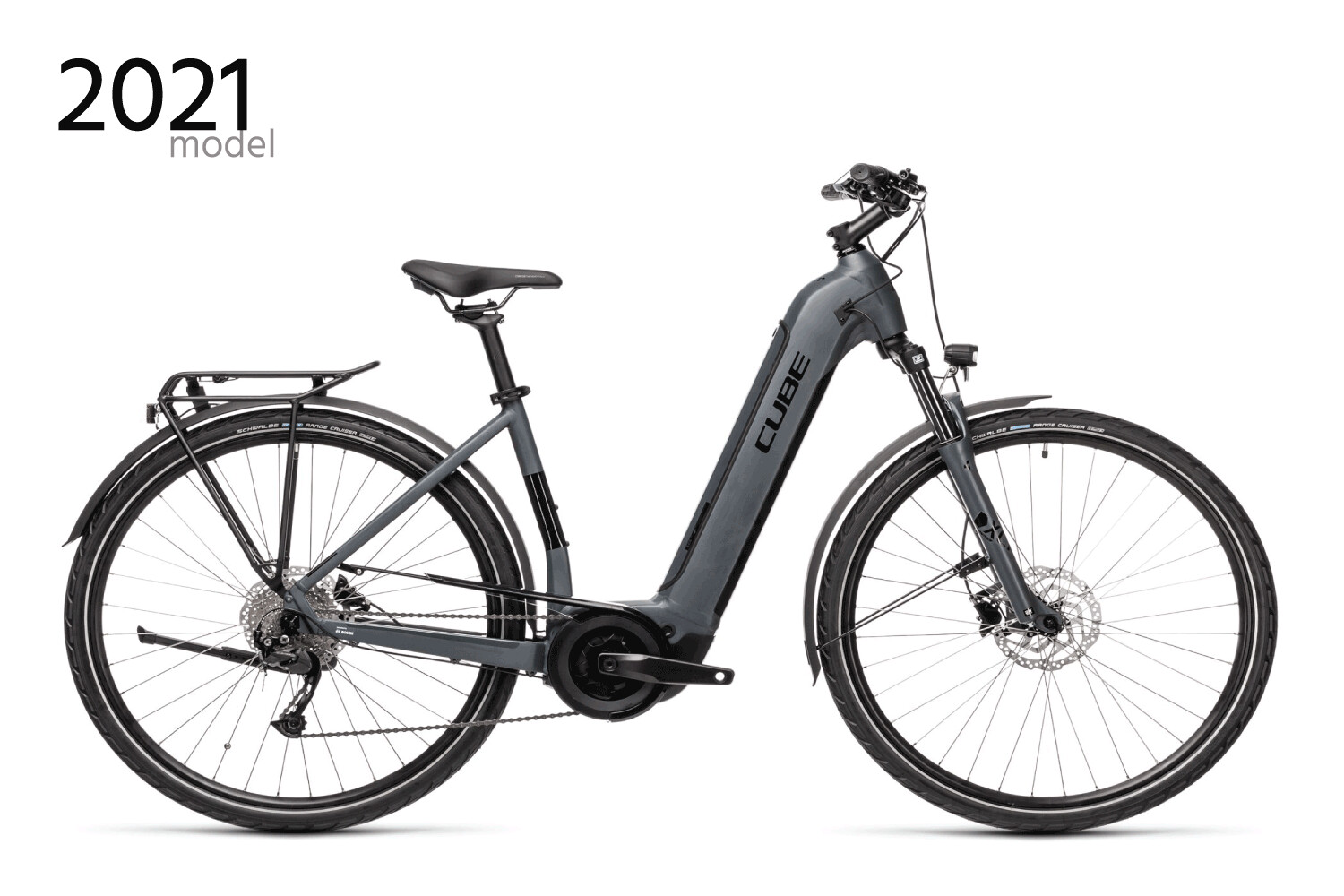 CUBE • Touring Hybrid ONE 500 Easy Entry
