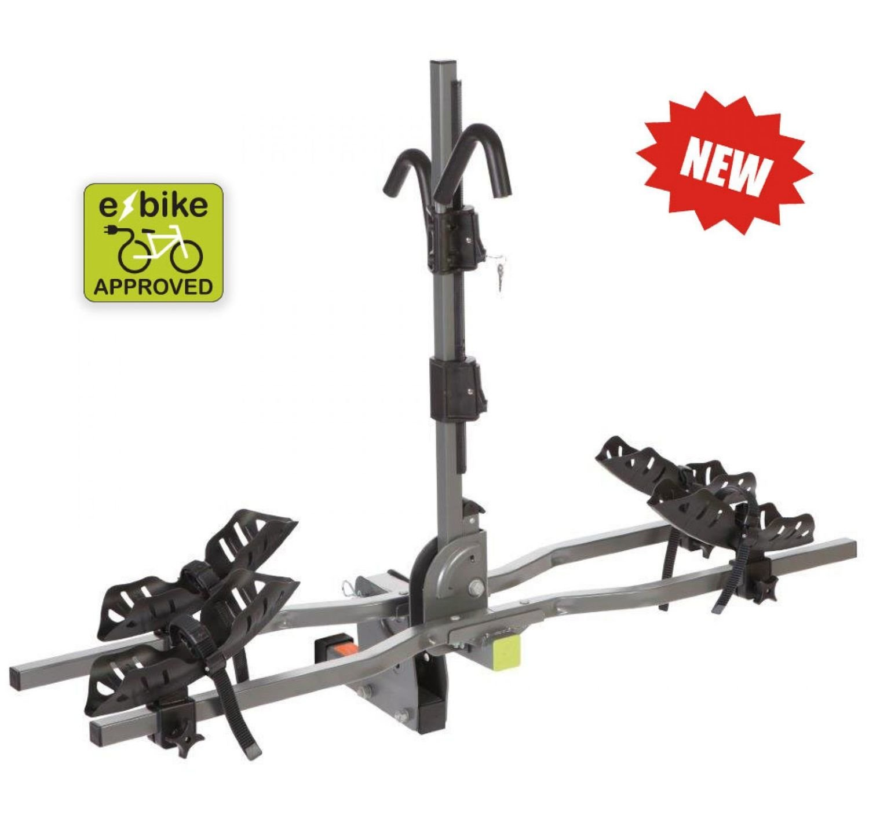 SWAGMAN • E-SPEC E-Bike Carrier