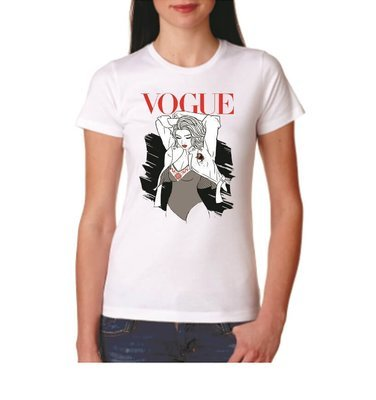 Fashion Woman T-shirt