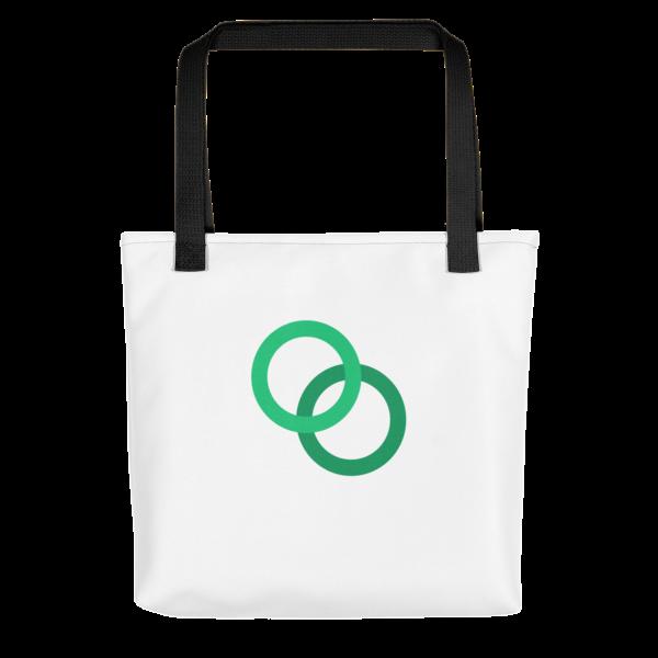 SOURCE to SOUL Hand-Sewn Tote bag