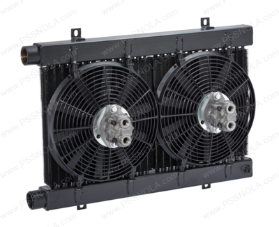 MF Series - Hydraulic Cooler, Oil Cooler & Fuel Cooler