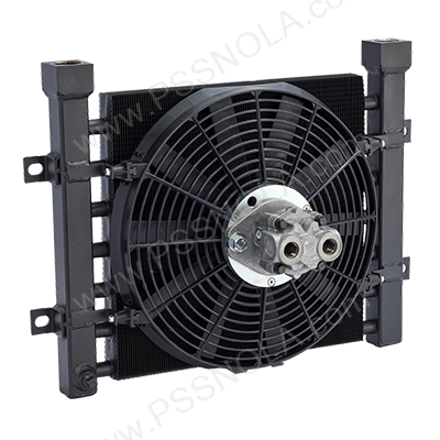 DF Series - Hydraulic Cooler, Oil Cooler & Fuel Cooler