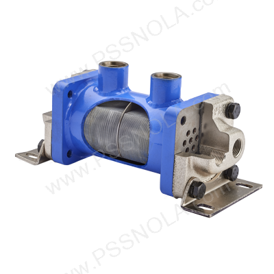 EK Series - Hydraulic Cooler, Oil Cooler & Fuel Cooler