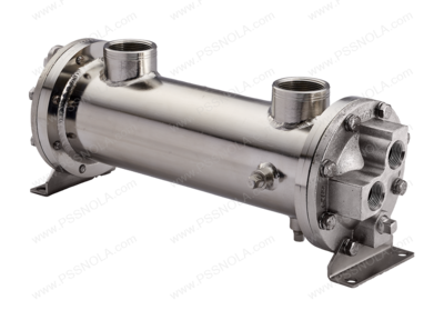 SSC Series - Hydraulic Cooler, Oil Cooler & Fuel Cooler
