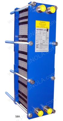 Sonder Lock Energy Saving Plate Heat Exchangers