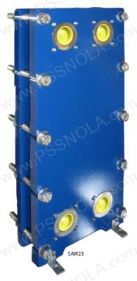 All-Welded Plate Heat Exchangers