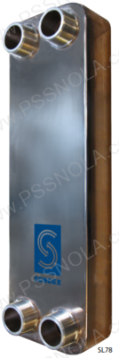 Copper and Stainless Steel Brazed Plate Heat Exchangers