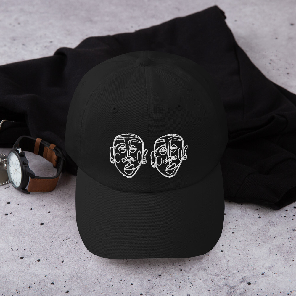 'Face Yourself' Dad hat