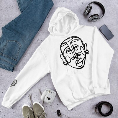 'Face Yourself' Solo Unisex Hoodie