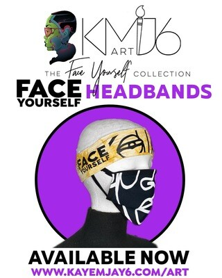 'Face Yourself' Headbands