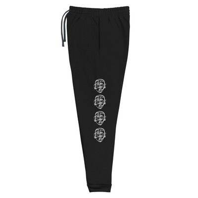 'Face Yourself' Unisex Joggers