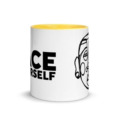 'Face Yourself' Mug
