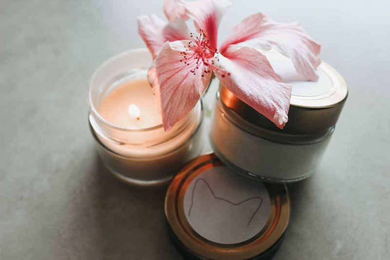 Travel Soy Candle