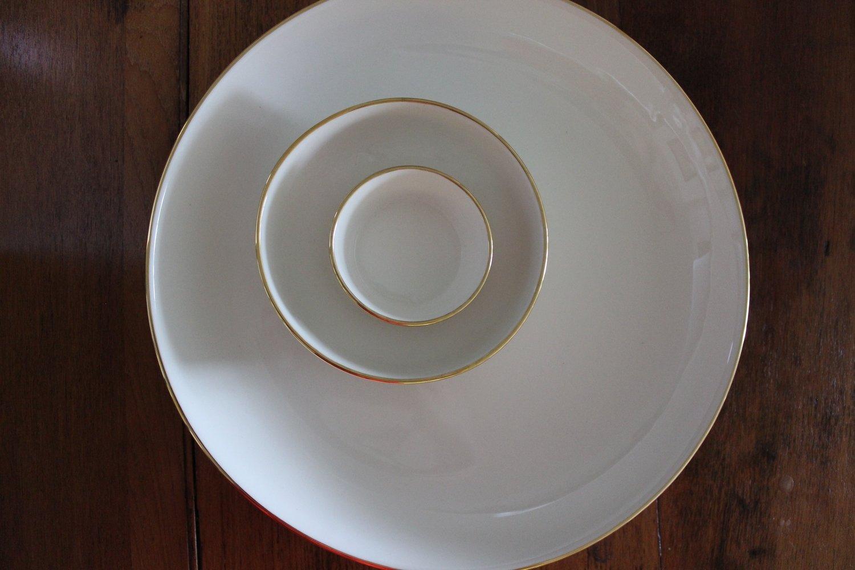 Stoneware Dip Bowl