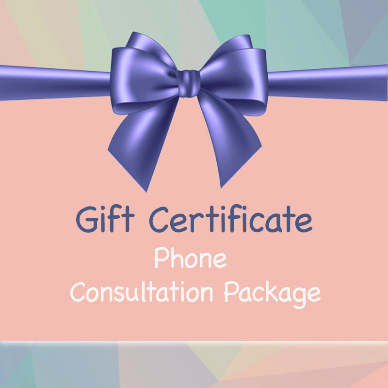 Gift Certificate - Phone Package