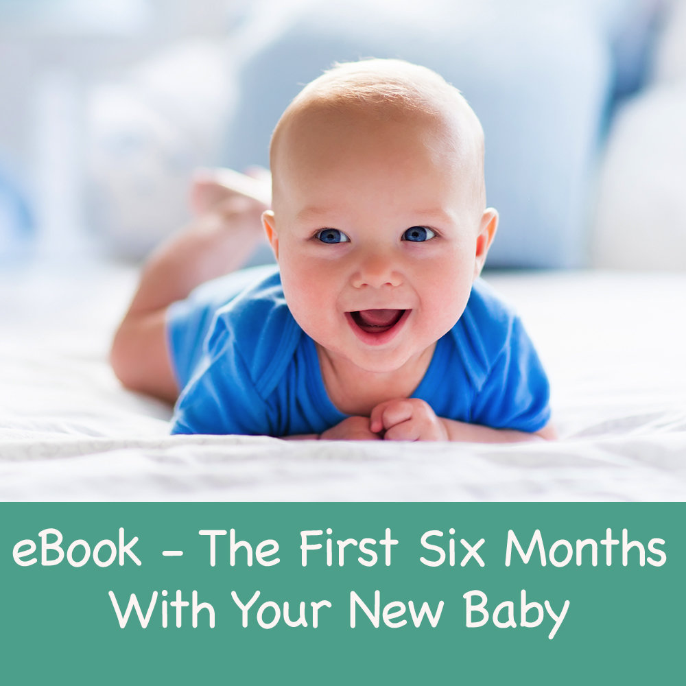 eBook - The First Six months with your new baby
