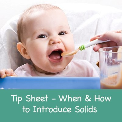 When and How to Introduce Solids?