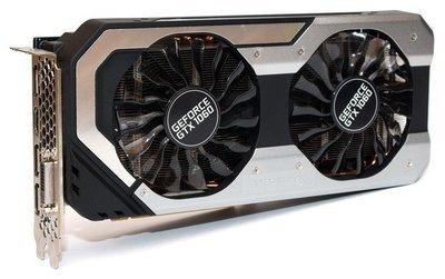 Видеокарта Palit GeForce GTX 1060 Jetstream 6GB