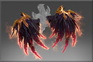 Genuine Bloodfeather Wings