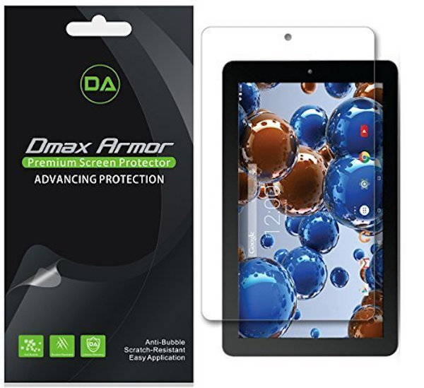 Dmax 10.1-inch Screen Protector (3 pack)