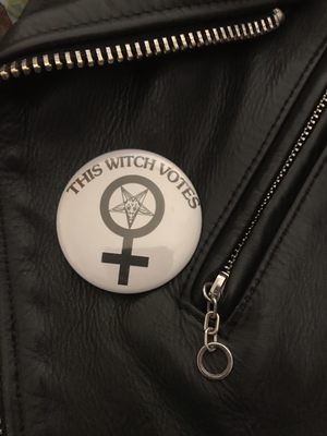 This Witch Votes