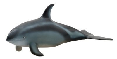 Pacific White-sided Dolphin PVC Rubber Model Toy