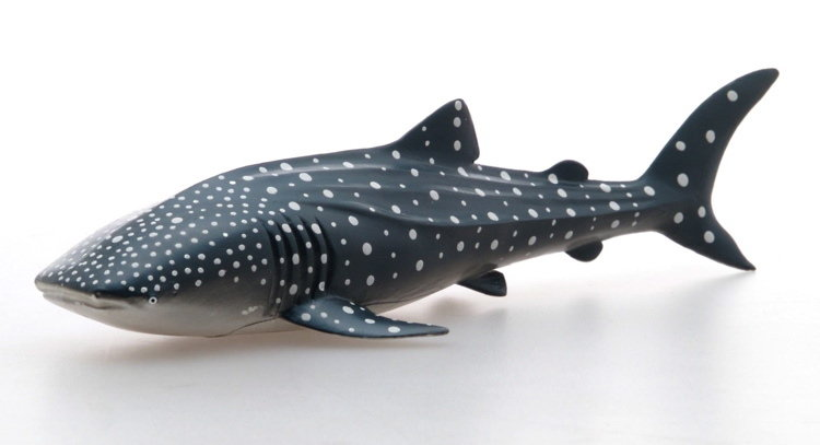 Whale Shark PVC Rubber Model Toy
