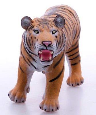 Siberian Tiger Vinyl Model Toy