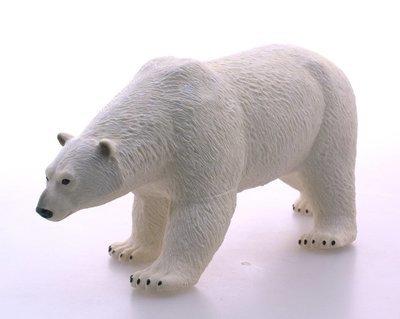 Polar Bear Vinyl Model Toy