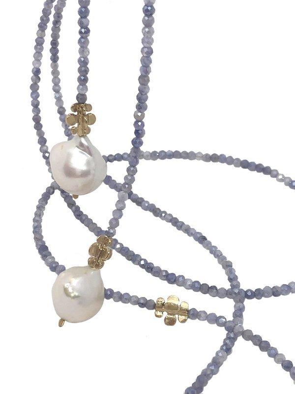 Sapphire Lariat