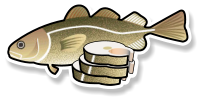 Fresh Cod Steaks (per kg)